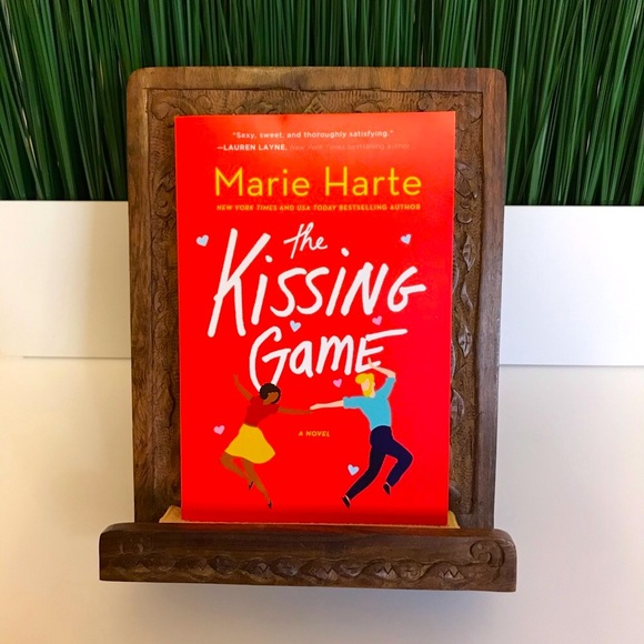 The Kissing Game paperback